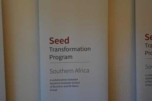 Seed Transformation Programme [Southern Africa]